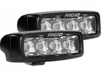 SR-Q Серия PRO (4 светодиода) Дальний свет (пара)