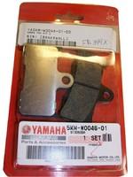 Тормозные колодки задние оригинал для квадроцикла Yamaha Grizzly 660 600 , CFmoto X8 X6 CF-500 5KM-W0046-00-00 5KM-W0046-01-00