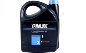 Масло для 2-тактных лодочных моторов Yamalube Marine Mineral 2 (5 л) 907-90BG2-02-00 90790BG20200