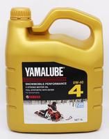 Масло Yamalube 0W40, Синтетика (4 л) 90793AS42700