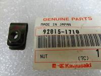 Гайка крепления пластика 5мм Kawasaki KVF 750 650 Teryx 92015-1710