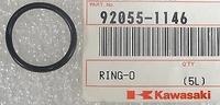 Сальник (О-ринг) двигателя квадроцикла Kawasaki Brute Force 750 650 Prairie 360 Teryx KRF KRX 1000 92055-1146