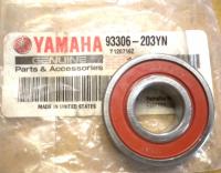 Подшипник рулевого вала Yamaha Grizzly, Wolverine, Kodiak 93306-203YN-00, 93306-203YB-00