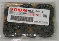 Цепь ГРМ двигателя снегохода Yamaha Venture Multipurpose Phazer мотоцикла YZF-R6 R3 MT03 94591-61118-00 94591-64118-00