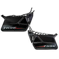 Двери с сетками для Polaris RZR 900 800 570 Tusk Aluminum Suicide Doors with Nets 142-018-0001 1420180003