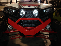 Передний бампер Vendetta MotorSports 96556 для Polaris RZR 1000 96556 черный