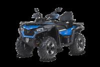 Пластиковая защита днища для квадроцикла CF-moto CFORCE 600 2020- K.8103.1