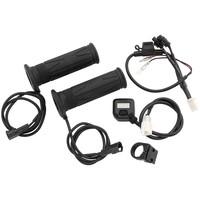 Комплект подогрева ручек и курка (сенсорная регулировка)  Koso AM10713H  AM10712H  HG13 Heated Grip