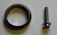 Кольцо глушителя снегохода Yamaha RX-1 RS Rage RS Vector Apex Attak Nytro RS Venture Vector VK Professional 8FA-14623-00-00 99999-03989-00