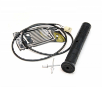 Ручка руля с подогревом левая снегохода Yamaha Nitro   Phazer   8HR-2626A-00-00   99999-04172-00