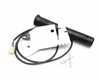 Ручка руля с подогревом правая снегохода Yamaha Nitro   Phazer   8HR-2626A-10-00   99999-04173-00