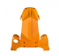 Защита днища полная для снегохода BRP Ski Doo G4 Orange 860201442
