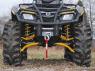 Комплект спортивных рычагов SuperATV для Cam-Am (BRP) G1 500 650 800 (05-12)
