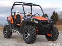Комплект передних верхних и нижних спортивных рычагов оранжвые для Polaris RZR 570 800 High Clearance Forward A-Arms AA-P-RZR-HC-04