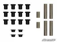 Усиленные втулки рычагов с металлическими пальцами передние Super ATV для Polaris RZR 1000XP AAB-P-RZR1K-002