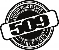"""Наклейка 509 Fuel – 4"""" [ 509-STK-FU4-10 ]"""