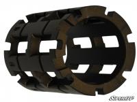 Алюминиевый усиленный сепаратор переднего редуктора для квадроцикла Polaris Sportsman  Ranger (02-07) ARC-P-002