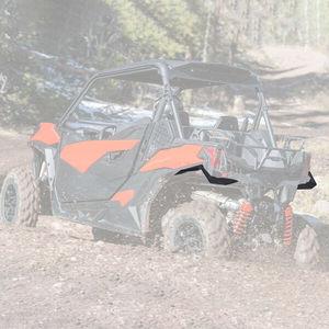 Расширители задних подкрылков Kemimoto для CanAm Maverick Trail 715004404 B0103-01601BK