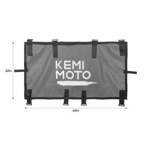 Задняя защитная сетка Kemimoto для Maverick Trail 715003664 B0110-02101BK