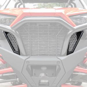 Накладки карбоновые передние Kemimoto для Polaris RZR PRO XP 2020+ B0111-02201CN