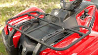 Багажник передний  Yamaha Grizzly  3B4-24841-01-00 1HP-F4841-00-00