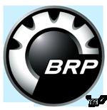 Логотип BRP 13мм. 704901270 704904615