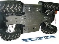 Защита днища для квадроцикла CF-moto X6 X5 2011- 444.6810.2