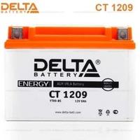 Аккумулятор Delta YTX-9BS (12В 9Ач) CT 1209