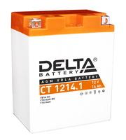 Аккумулятор Delta (YTX14AH-BS) CT 1214.1