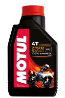 Моторное масло Motul 7100 5W40 1 литр 104086