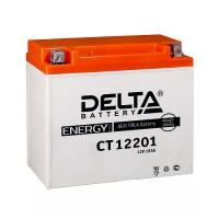 Аккумулятор для квадроцикла Delta CT12201 YTX20HL-BS YTX20L-BS
