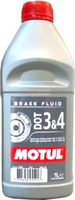 Тормозная жидкость Motul DOT 3&4 Brake Fluid   1л  105835