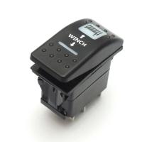 Кнопка управления лебедкой в кабину  W012T