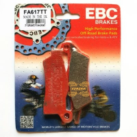 Тормозные колодки для квадроцикла EBC FA617TT