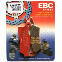 Тормозные колодки для квадроцикла EBC FA618TT