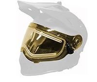 Стекло шлема 509 DELTA R3 с подогревом Yellow Tint 2020