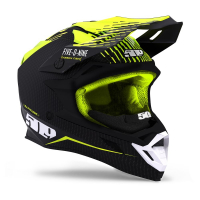 Шлем 509 Altitude Carbon Fidlock Off Grid Hi-Vis 2020