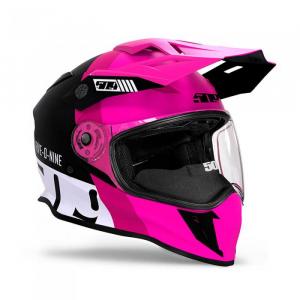 Шлем 509 Delta R3 2.0 Fidlock® Pink 2020