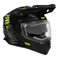Шлем 509 Delta R4 с подогревом (Black Camo) F01004300-020