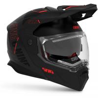 Шлем 509 Delta R4 Fidlock® Black Aura Modular 2020