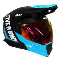 Шлем 509 Delta R4 с подогревом (GT Cyan) F01004300-203