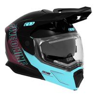 Шлем 509 Delta R4 с подогревом (Teal Maroon) F01004300-301