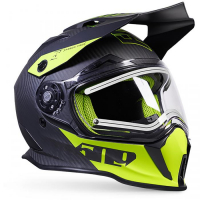 Шлем 509 Delta R3 Carbon Fidlock® (ECE) Hi-Vis 2020