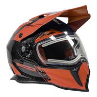 Шлем 509 Delta R3L Carbon с подогревом (Vermillion Ops) F01005101-102