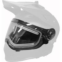 Стекло шлема 509 DELTA R3 Carbon с подогревом Clear 2020