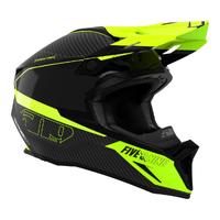 Шлем 509 Altitude 2.0 Carbon 3K Hi Flow (Acid green) F01009900-302