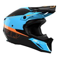 Шлем 509 Altitude 2.0 Carbon 3K Hi Flow (GT Cyan) F01009900-203