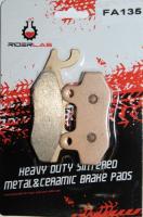 Тормозные колодки RiderLab для Kawasaki Can-Am 43082-0022 1XD-25806-10-00 715500336  FA135