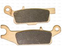 Тормозные колодки (передние правые) квадроцикла Yamaha Grizzly 700 550 Kodiak 700 3B4-W0045-10-00 FA444