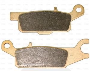 Тормозные колодки Rider Lab для Yamaha Grizzly задние левые FA445 3B4-W0046-00-00